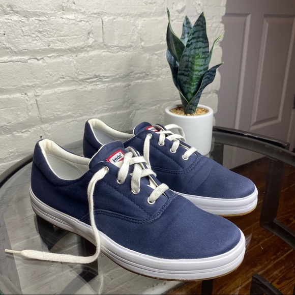 Keds Navy Blue Sneakers Size 9.5